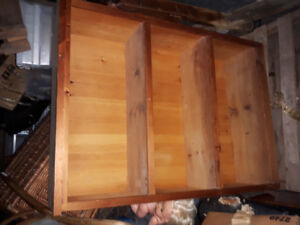 Oat book case for sale