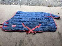 6'9 Horse medium stable rug