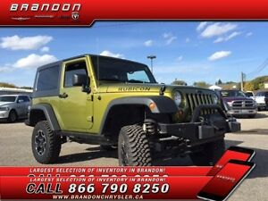 2008 Jeep Wrangler Rubicon  - Low Mileage