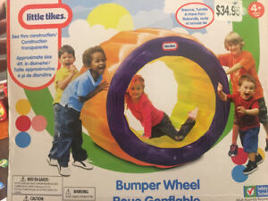 LITTLE TIKES BUMPER WHEEL BRAND NEW IN BOX