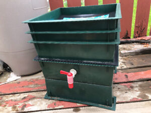 Worm factory for sale