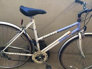 Vintage Raleigh Pioneer Ladies Bicycle