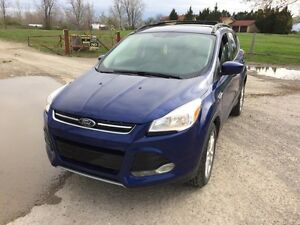 2013 Ford Escape SUV, Crossover  Navigation