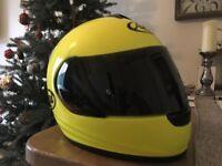 Aria chaser x helmet