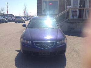 2004 Acura TSX Sedan - Over $5000 in upgrades -Certified & Etest