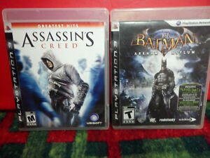 2 PS3 Games $10 each.