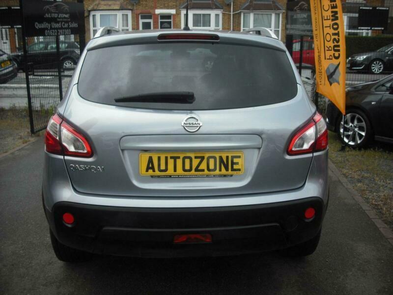 Nissan Qashqai N-Tec Plus 5dr PETROL MANUAL 2013/13 | in Maidstone, Kent |  Gumtree