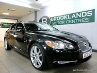 Jaguar XF 3.0D S V6 PREMIUM LUXURY AUTO [6X JAGUAR SERVICES, SAT NAV, LEATHER, R