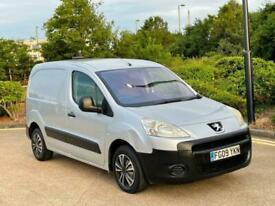 2009 Peugeot Partner 850 S 1.6 HDi 90 Van PANEL VAN Diesel Manual