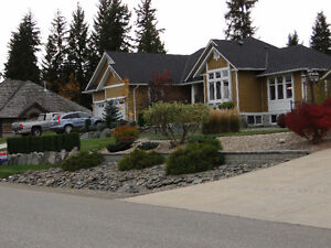 House on 3rd. fairway in The Beautiful Shuswap (Blind Bay,BC)