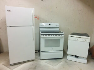 Stove, Dishwasher, and Fridge for Sale, Burnaby