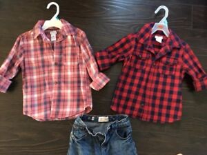 4t shirts and jeans