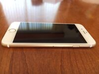 iphone 6 16gb gold like new condition