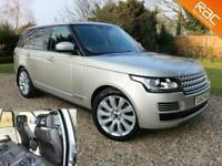 2013 (63) Land Rover Range Rover 4.4SD V8 339bhp 4X4 Auto Vogue SE PAN ROOF for sale  Sudbury, Suffolk