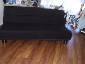 Fold out sofa/bed, Westinghouse vacuum cleaner & trampoline