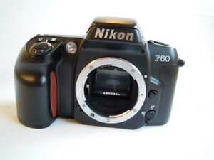 Nikon F60 35mm Film Camera Package Stirling Stirling Area Preview