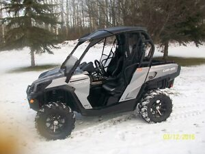 2014 CAN AM COMMANDER 1000