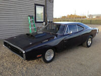 1970 Dodge Charger Drag Car