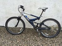 Men's Raleigh mountain bike