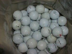 New batch of golf balls for sale