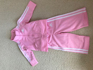"""New """"Adidas"""" clothes for baby girl"""
