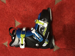 Almost new jr boots
