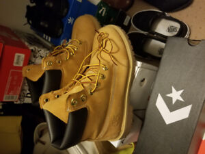 Timbaland boots ladies size 7 /5.5 youth EXCELLENT CONDITION