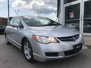 2007 Acura CSX clean title ONLY 138k!