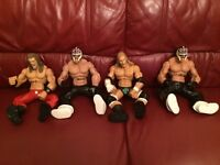"15""Wwe wrestling figures"