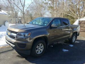 2015 Chevy Colorado Crew Cab 4x4