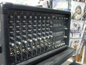 Peavey Stereo Power Mixer with Feedback Ferret XR684F