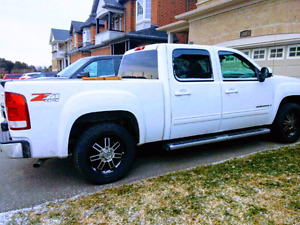 2008 Sierra Z71 Slt loaded
