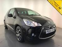 2015 CITROEN DS3 DSTYLE NAV BLUEHDI S/S DIESEL 1 OWNER SERVICE HISTORY