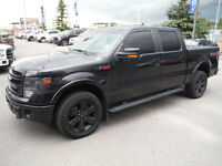 2013 Ford F-150 FX4 Pickup Truck, Appearance Package