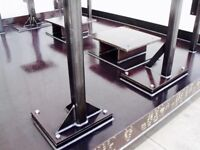 Architectural & structural steel fabrication