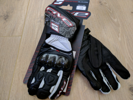 New - Five 5 RFX Full Length Advanced Gloves - Size Large/10