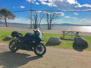 Kawasaki Ninja 1000 ABS- Many upgrades