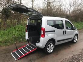 2014 Fiat Qubo 1.3 Multijet MyLife 5dr WHEELCHAIR ACCESSIBLE VEHICLE 5 door W...