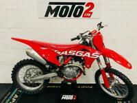 2022 GAS GAS MC 250F MOTOCROSS BIKE *UNUSED* CRF KXF SXF FC RMZ YZF