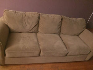 Almost new couches