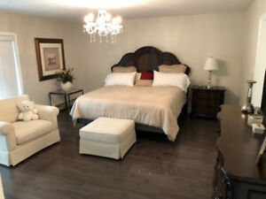 Beautiful North Burnaby Suite (Unfurnished or Fully-Furnished)