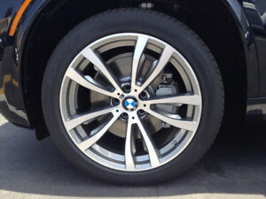 """BMW X5 Rims mags tires 20"""" 469M style rims"""