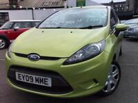 2009 Ford Fiesta 1.25 Style 3dr [82] 3 door Hatchback