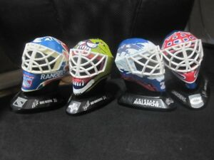 Goalie Masks Figures