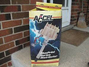 Accel  Chevy Blueprint Series Distributor