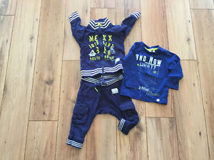 Mexx 6-9 month outfit + Hoodie