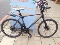 Carrera Subway 8 hybrid bike Adult Bike in Excellent Condition Full Working Order Concealed Gears