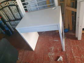 Ikea computer desk with chair. Good condition. Delivery available