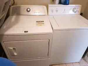 FREE Washer and dryer, pick up by tomorrow (Jan 24th)