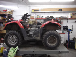 Experienced Service For All Honda ATV'S Moose Jaw Regina Area image 11